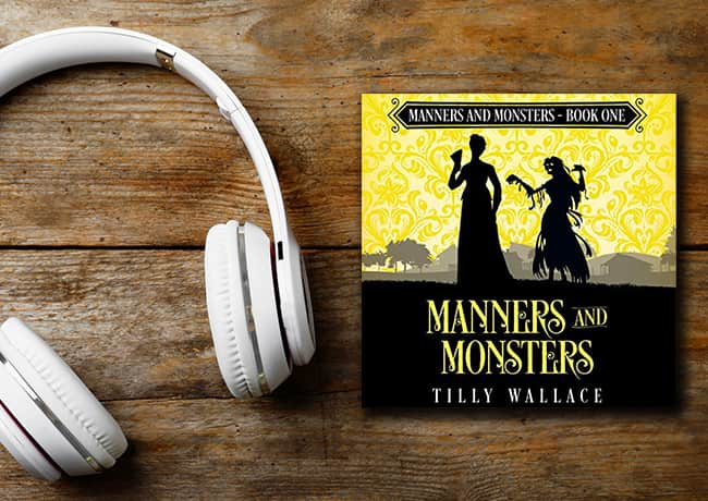 Audiobooks by Tilly Wallace