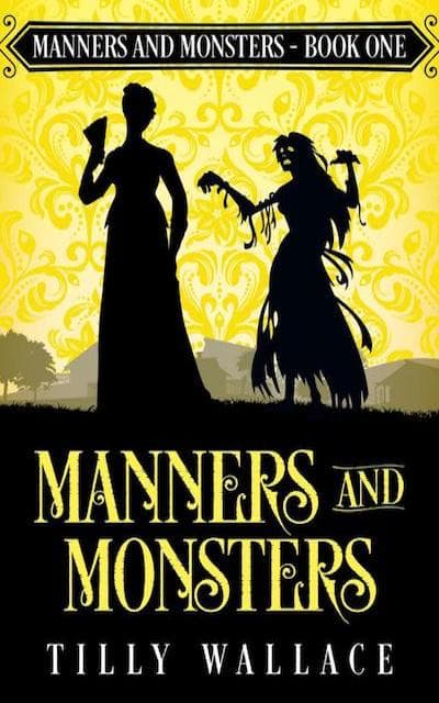 cover manners and monsters pichi